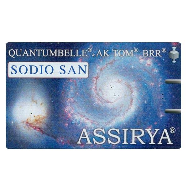 CARD-SODIO-SAN